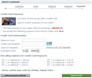 creditcardpaymentexec